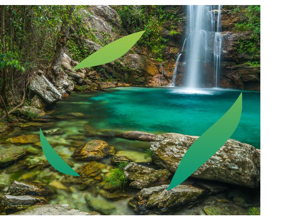 Capa Parque Nacional Chapada dos Veadeiros